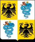 Герб миланских герцогов Сфорца