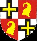 Герб Гемана фон Зальца, Великого Магистра Тевтонского ордена