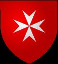 Герб Мальтийских рыцарей (бывш. Орден Госпитальеров)