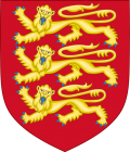 Герб Короля Англии Эдуарда I