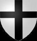 Средневековый герб Тевтонского ордена