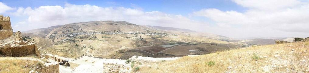 Цитадель Аль-Карак