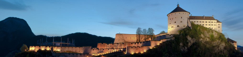 Замок Куфштайн