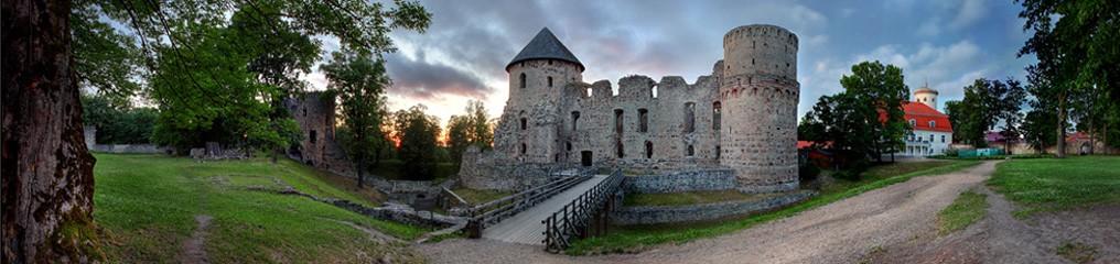 Замок Цесис