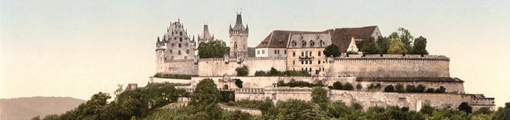 Замок Кобург
