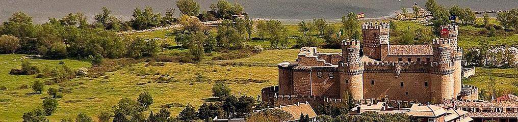 Замок Мансанарес эль-Реал
