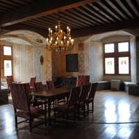 Интерьеры замков