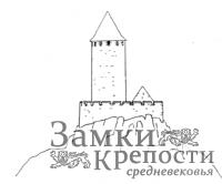 Замок Орлик в XIII—XIV вв.
