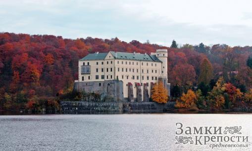 Замок Орлик над Влтавой