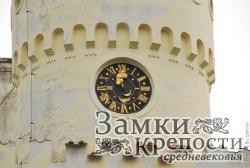 Часовая башня замка Орлик
