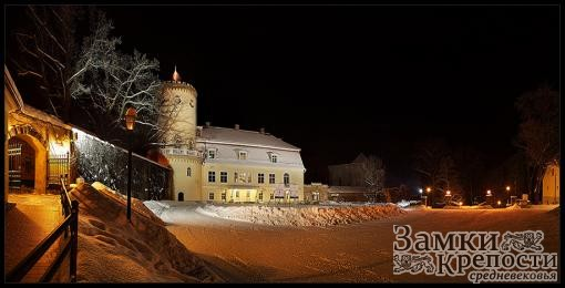 Краеведческий музей замка Цесис