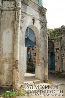 Часовня Анакопийской крепости