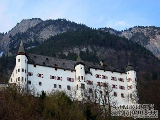 Вид на Тратцберг