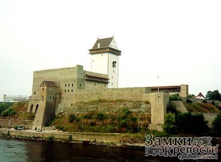Замок Нарва