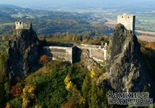 Троски - символ северной Чехии