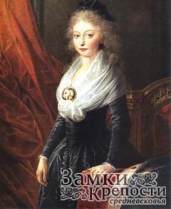 Портрет Марии Терезии до 1795 года