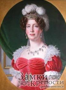 Портрет герцогини Ангулемской