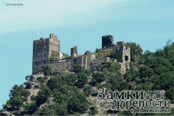 Замок Либенштайн