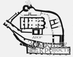 План дворца болгарского патриарха