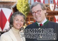 Граф и графиня Байсель фон Гимних