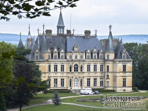 Новый замок Бурсо