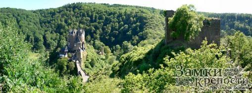 Замок Эльц и Труцэльц