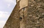 Олесский замок - Контрфорсы