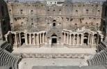 Цитадель Босры - римский театр