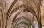 Крак де Шевалье - своды галереи