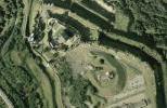 Дуврский замок из космоса