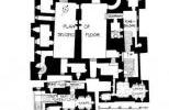 Дуврский замок - план донжона
