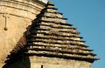 Крепость Ананури - крыша первой башни Ананури