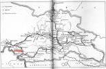 Крепость Хертвиси на карте