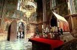 Собор Св. Вита - Часовня Вацлава внутри собора.