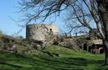 Крепость Копорье - Средняя башня