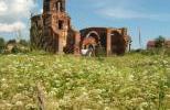 Крепость Орешек - руины Иоанновского собора