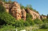 Крепость Орешек - руины казарм