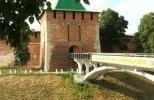 Нижегородский кремль - Никольская башня