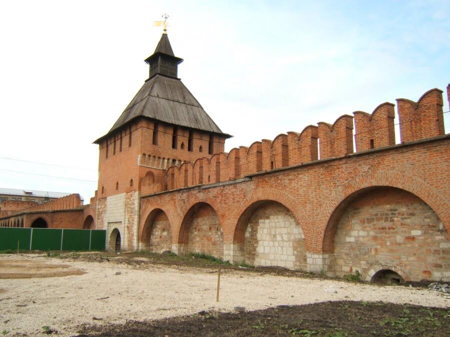 Тульский кремль | Крепости
