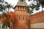 Тульский кремль - Пятницкие ворота