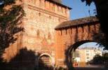 Смоленская крепость - Никольские ворота