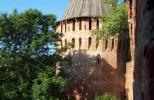 Смоленская крепость - Башня Шембелевка