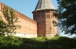 Смоленская крепость - башня Веселуха