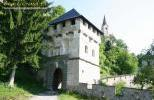 Замок Гохостервиц - L?wentor