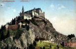 Замок Гохостервиц на старой открытке