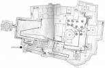 План замка Альмодовар