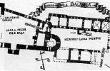 План Бауского замка