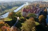 Замок Бауска