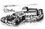 Второй строительный этап Выборгского замка