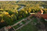 Турайдский замок и река Гауя